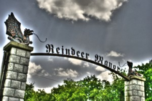 Reindeer Manor Haunted House